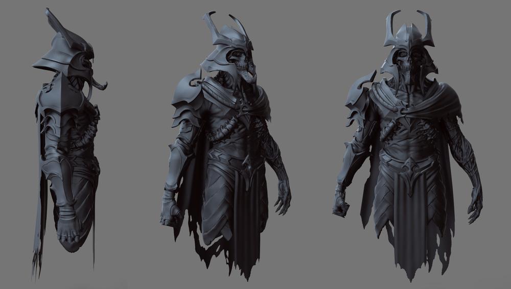 Death Knight Render Death Knight
