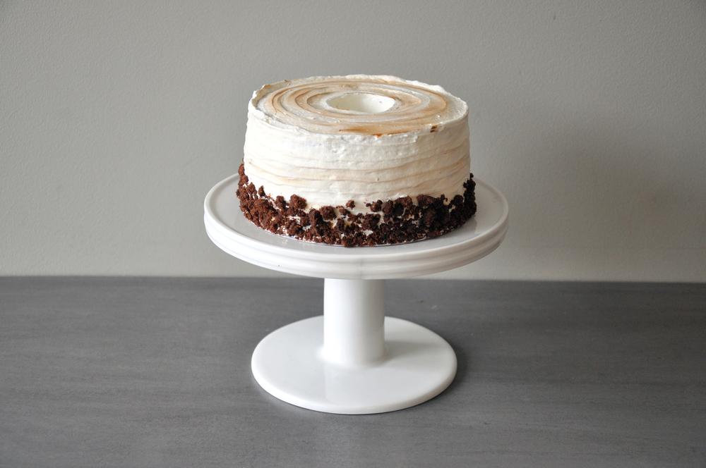 Espresso Chiffon Cake