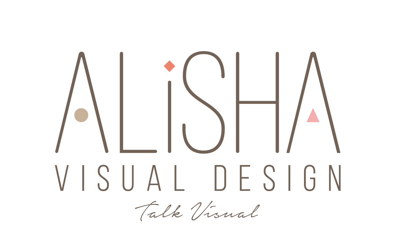 alisha visual design