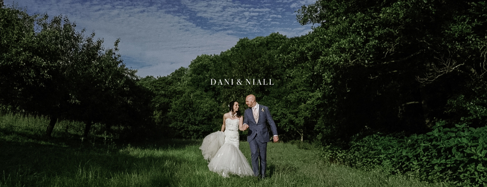 Dani & Niall // Gants MIll, Somerset