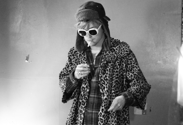 Henry Hopper as Kurt Cobain