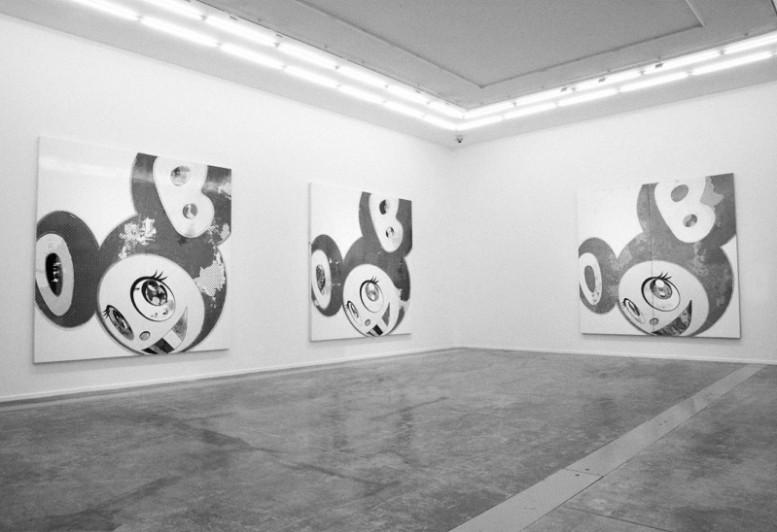 Takashi_Murakami's_Ego_Al_Riwaq_Exhibition_Hall