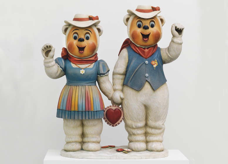 jeff_koons_bears_SWITZERLAND_bayeler_foundation