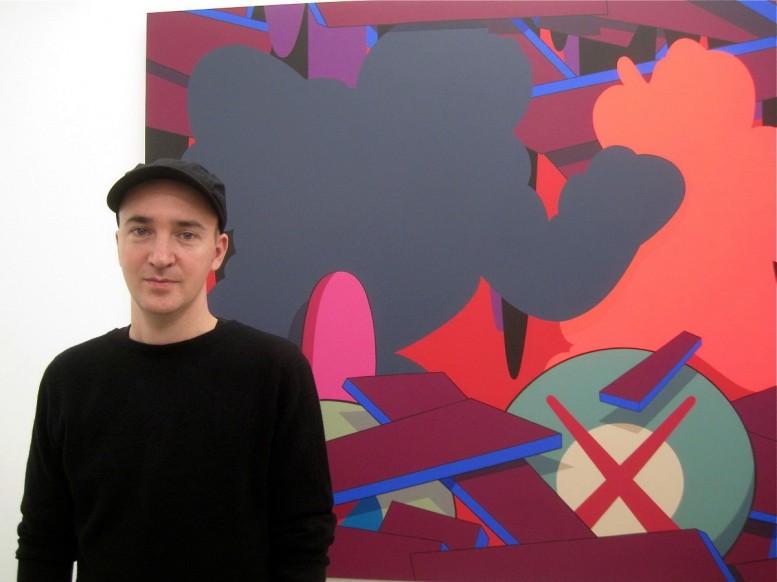 KAWS-Paris-Galerie-Perrotin-AM-Imaginary-Friends1