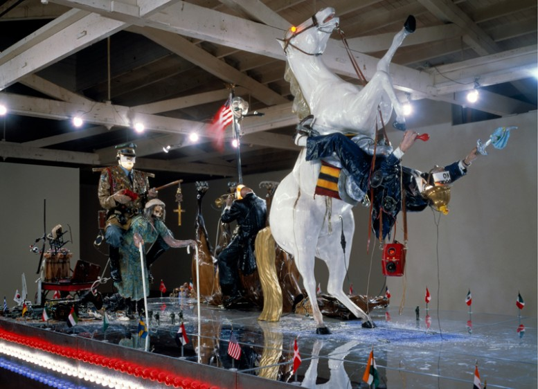 Edward_Kienholz_The_Ozymandias_Parade_at_Pace