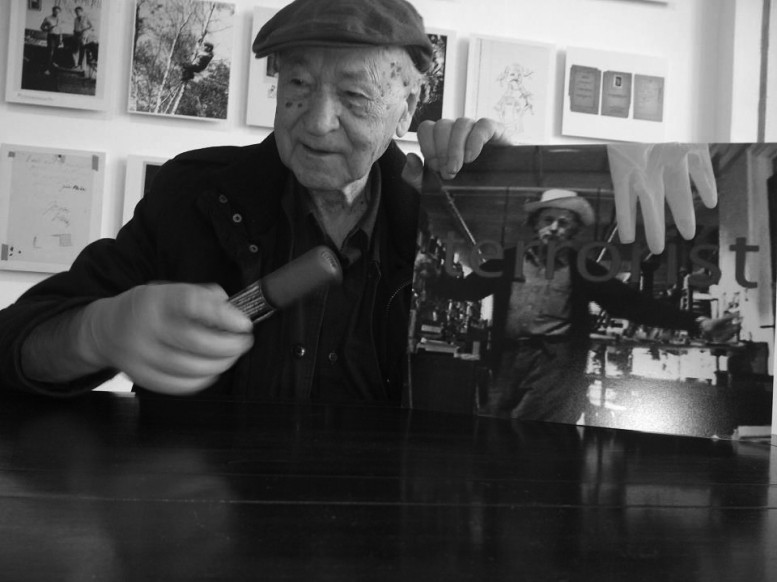 Jonas_Mekas_at_Serpentine_Gallery