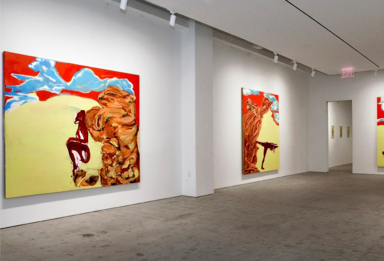 Lola_Montes_Schnabel_Within_Reach_Tripoli_Gallery