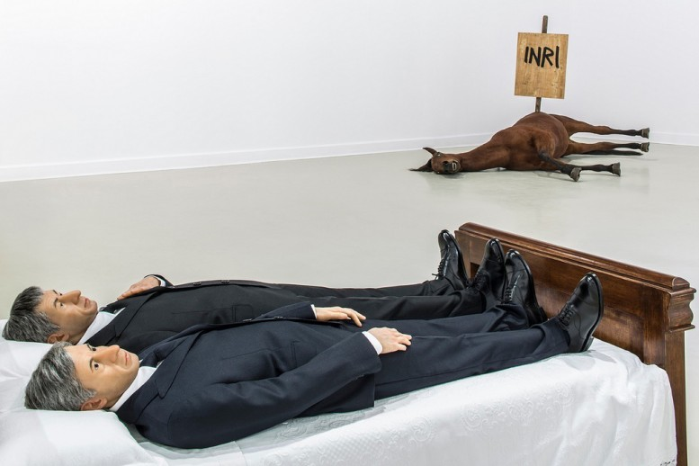 Maurizio_Cattelan_Centre_for_Contemporary_Art_in_Warsaw