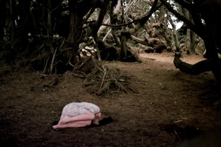 Rachel Bussières Dark Woods