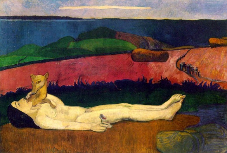 Paul_Gauguin,_The_Loss_of_Virginity