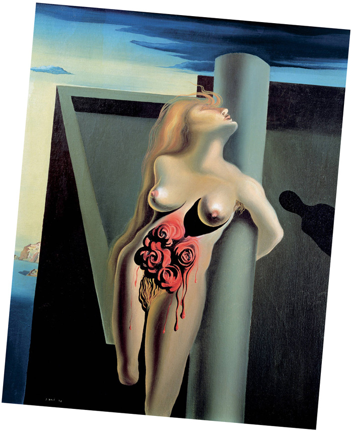 Angry_Young_Men_the_Birth_of_Modernity_dali_salvador_the_bleeding_roses