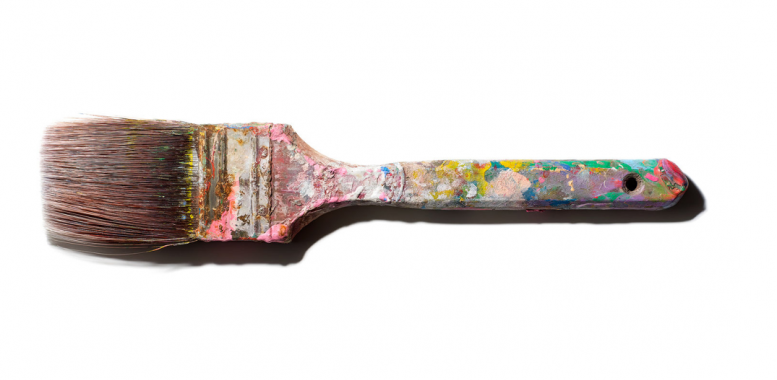 Henry_Leutwyler_andy_warhol_paintbrush