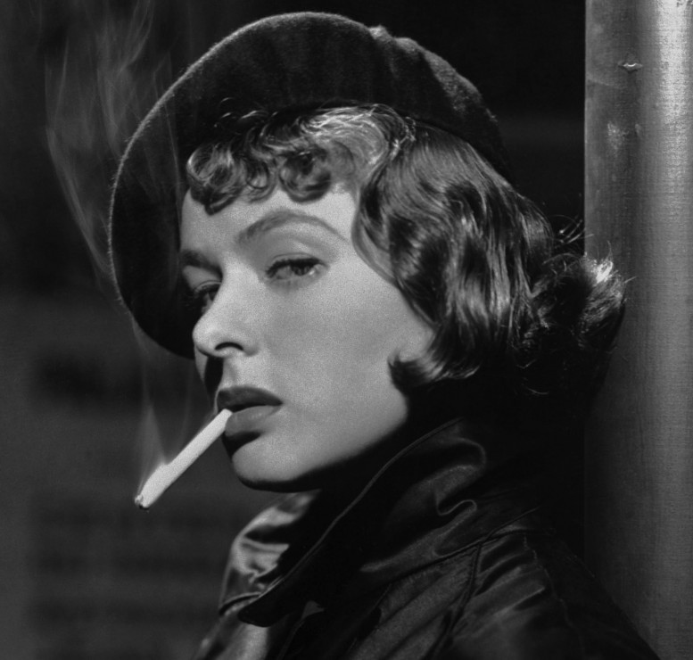 Ingrid Bergman affair