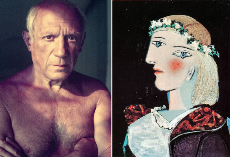 picasso_PICASSO_AND_MARIE_THÉRÈSE
