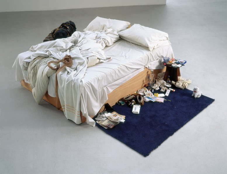 tracey_emin_bed