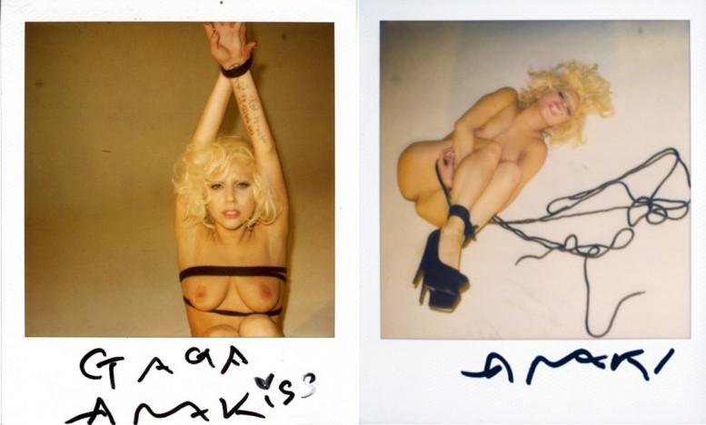 Lady-Gaga-Bondage_araki