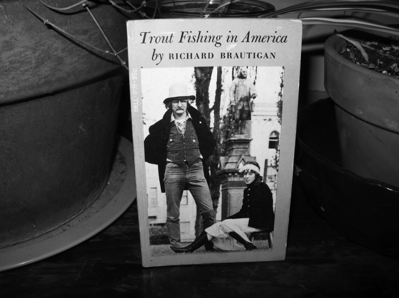 Required reading trout fishing in america autre magazine for Trout fishing in america richard brautigan