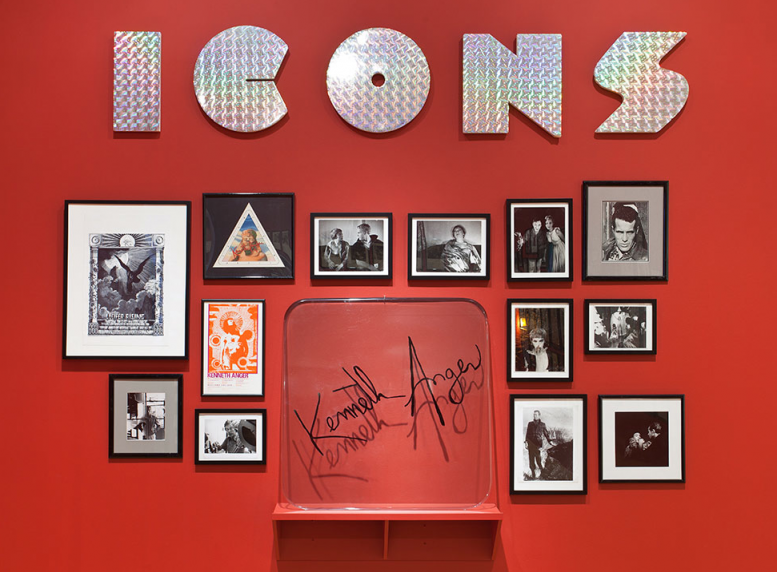 kenneth_anger_icons_exhibition_view_2