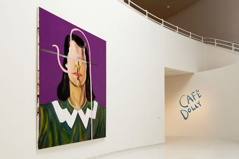 Café Dolly- Picabia, Schnabel, Willumsen @ MOAFL
