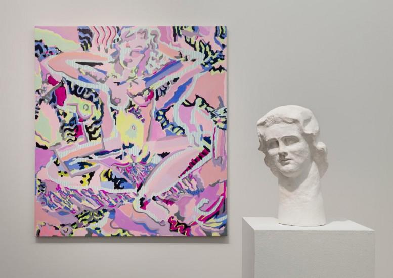 Mira Dancy & Sarah Peters @ Asya Geisberg Gallery