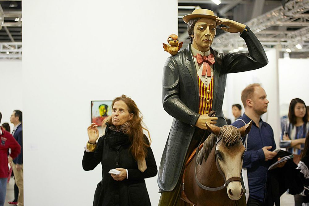 Jeff Koons at David Zwirner
