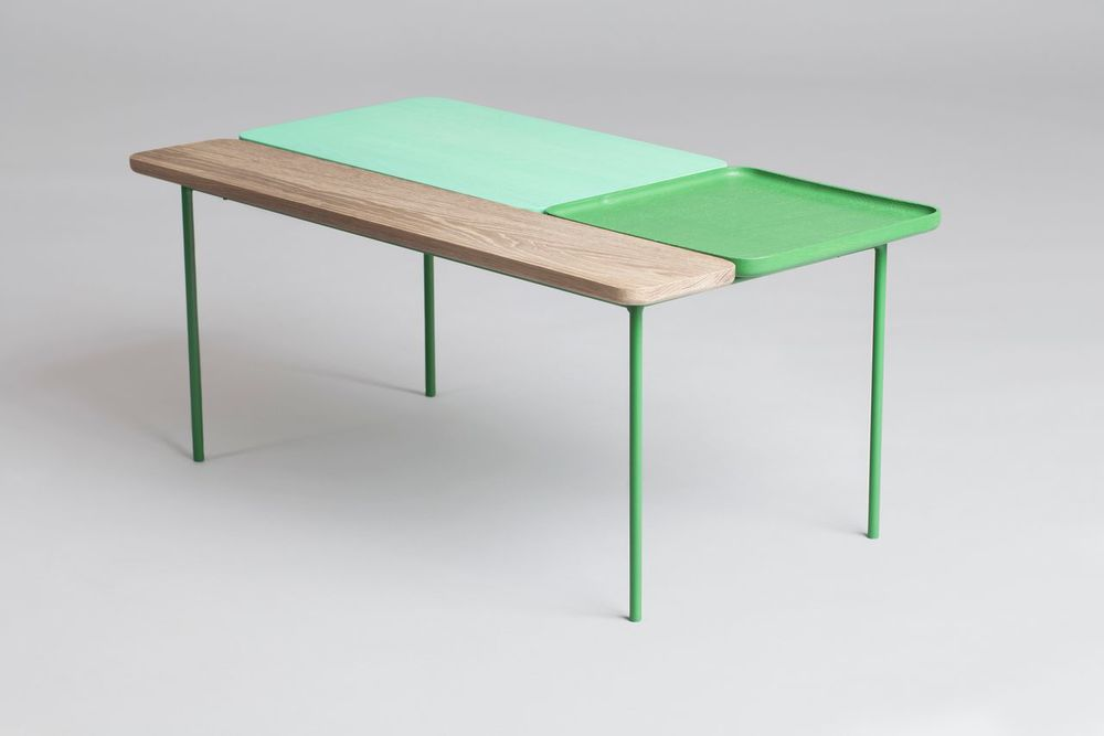 "Morten and Jonas ""Treet"" Lounge Table"