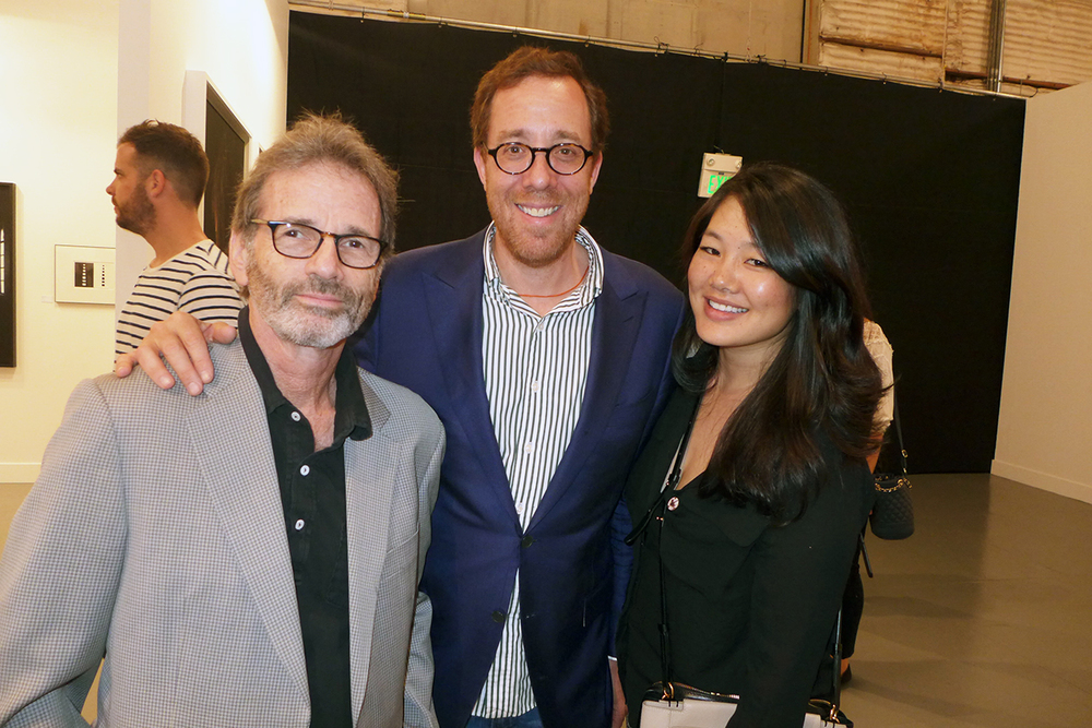 Michael Barrie, Rob Minkoff, Crystal Kung