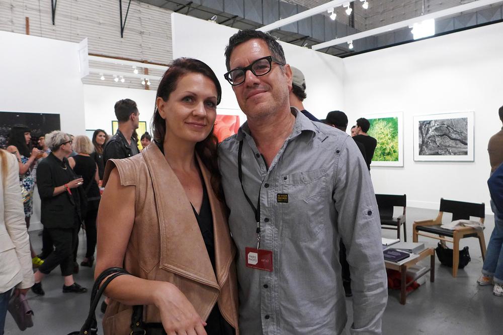 Allison Desmarais and James Georgopoulos