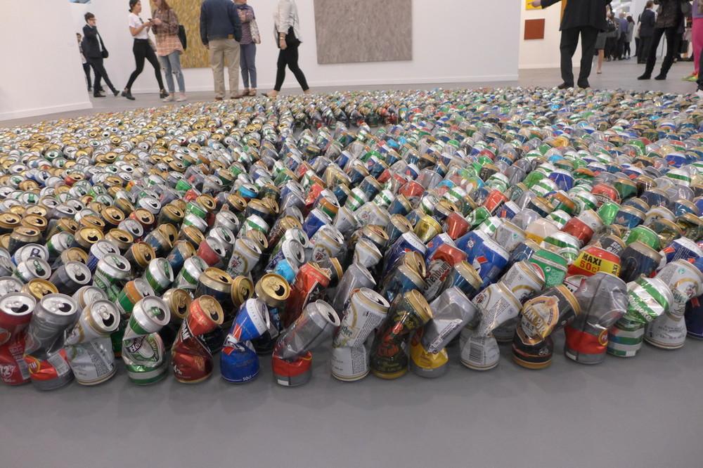 Kader Attia at Lehmann Maupin Gallery
