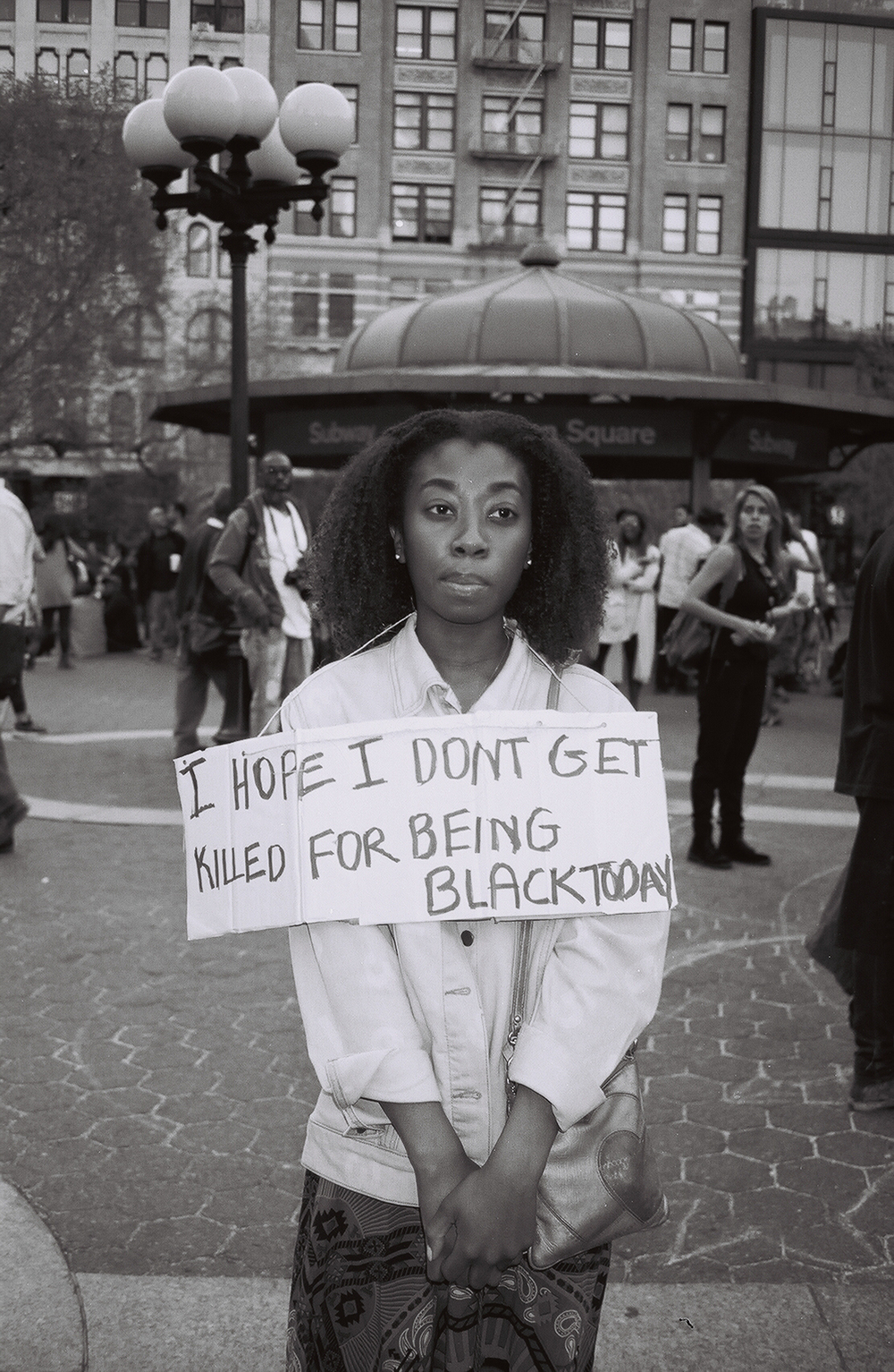 black lives matter a photographic essay of the freddie gray  black lives matter a photographic essay of the freddie gray protests in new york city by mike krim and alex papa