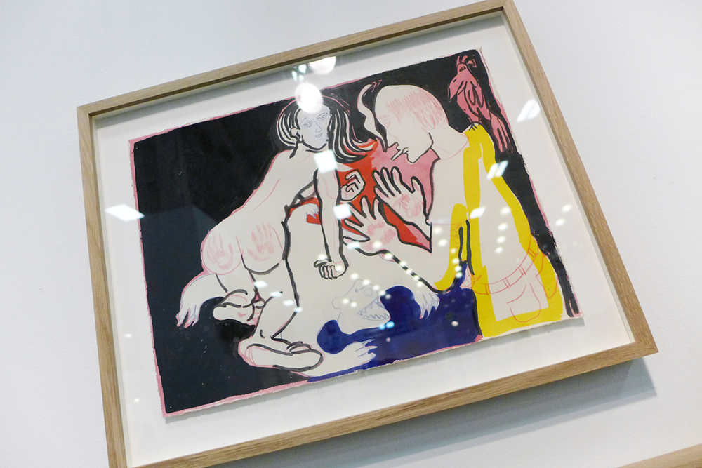 Alex Nolan @ Galerie Bernard Ceysson