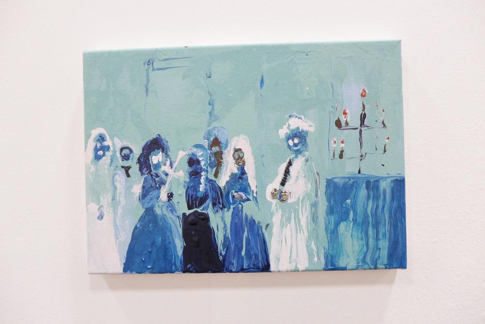 Genieve Figgis @ Half Gallery