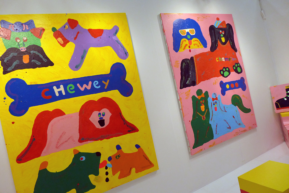Masaki Kawai @ Eric Firestone Gallery