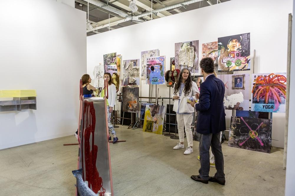 Galerie Isabella Bortolozzi