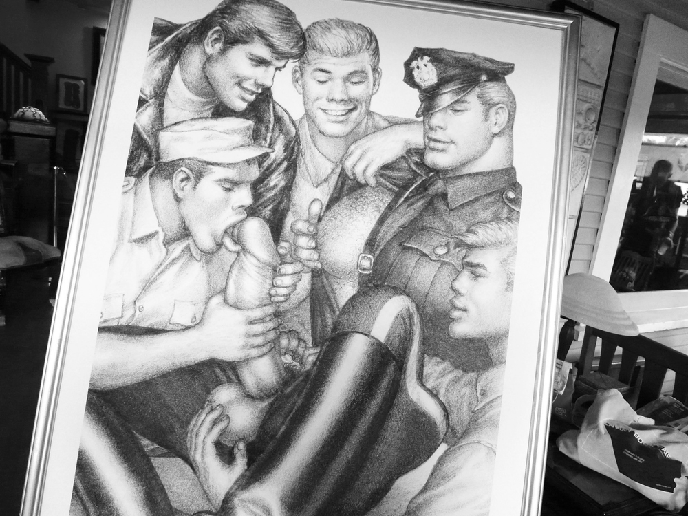 Tom of finland fuck