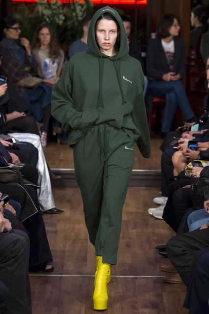 188dd232f I am amending this review upon learning that the leader of the enigmatic  design collective that is Vetements, Demna Gvasalia, is taking over for  Alexander ...