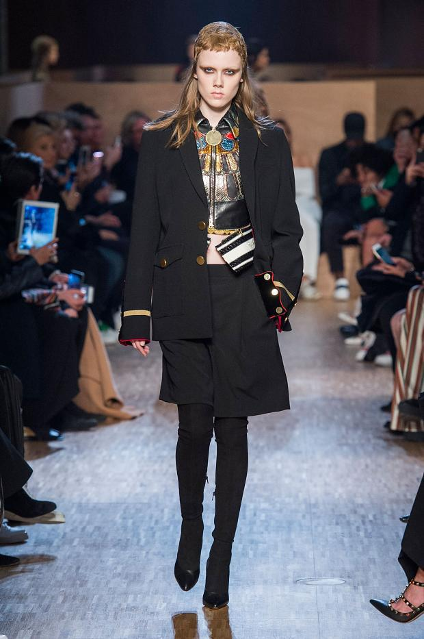 best service 278b7 7631c I loved Lanvin, but they are without a creative director. Hedi Slimane s  Saint Laurent Paris has been fun to watch ...