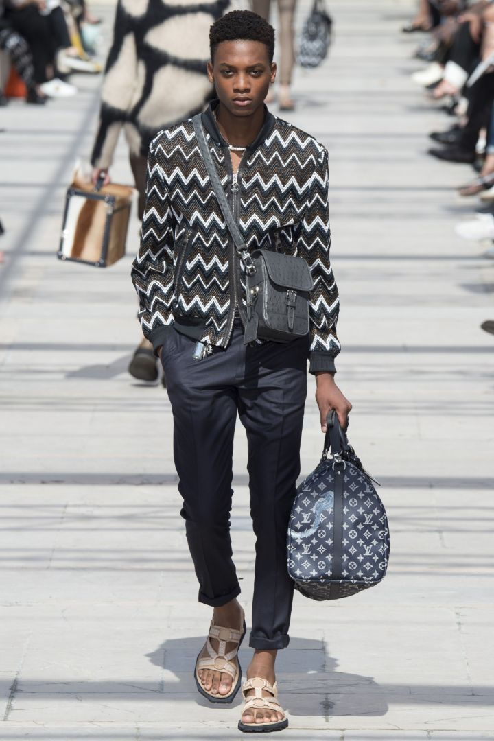 52c459dddd10 Louis Vuitton SS 2017: After Years of Looking Abroad, Kim Jones Brings it  Back Home
