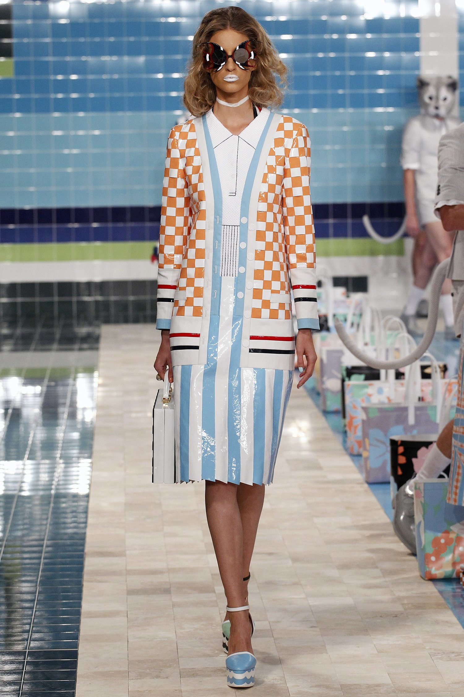7e6d5f937 Thom Browne strikes me as being to fashion what Phil Spector was to pop  music. Like Spector, Browne uses imagination, ingenuity, and  experimentation to ...