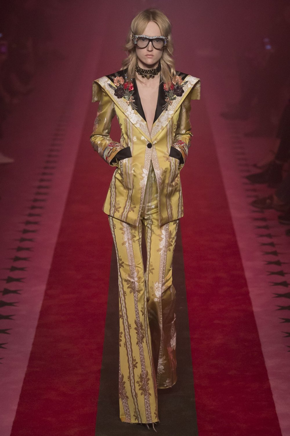 1dafbbd57 You could make cases for either Alessandro Michele and Demna Gvasalia being  the most influential men in fashion. However different their styles may be