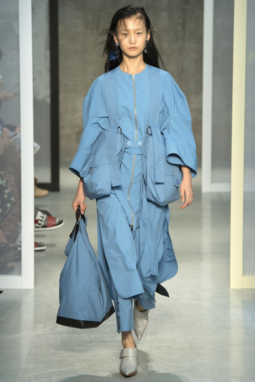 dbca7a18340e ... being behind only Rei Kawakubo and Miuccia Prada as fashion's leader of  abstract female fashion design. Certainly, all three women approach fashion  as a ...