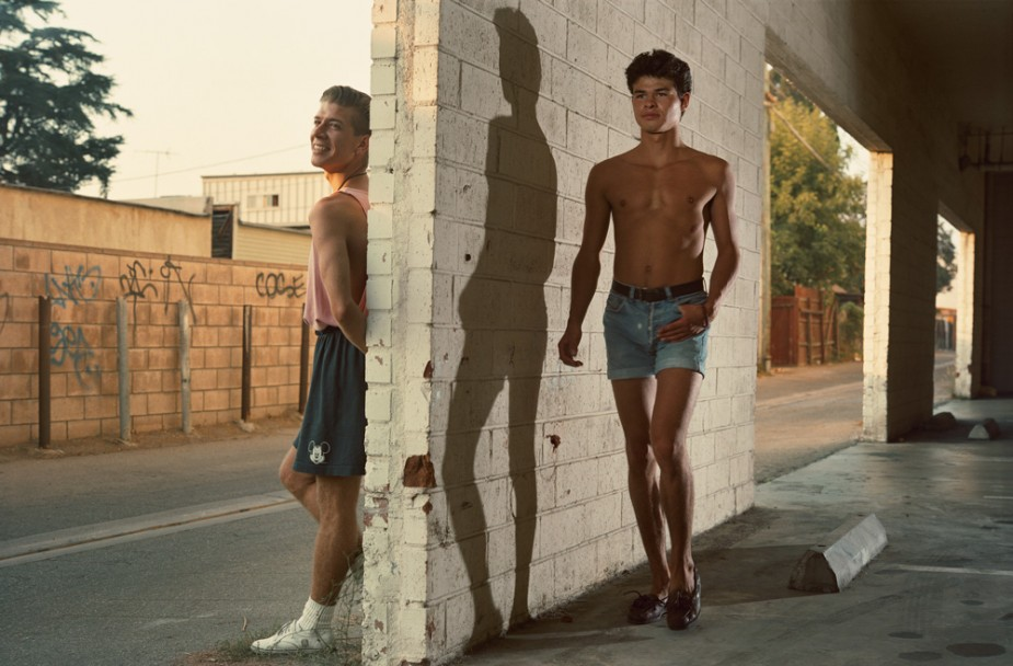 photograph by Philip-Lorca diCorcia (from the Hustler series)