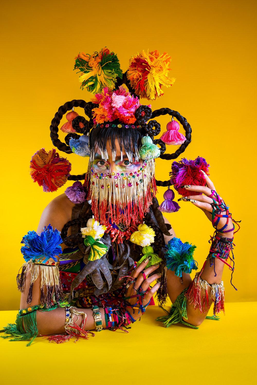 Demons, Xochiquetzal 'Flower Quetzal Feather,'  p94.jpg