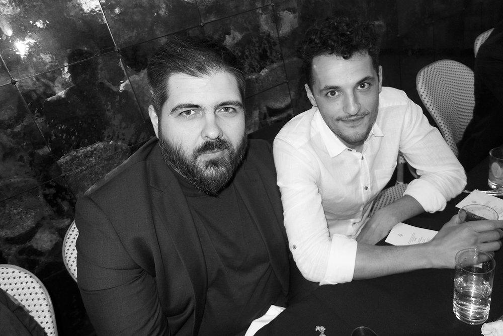 Milan Zrnic & Tigran Tovmasyan
