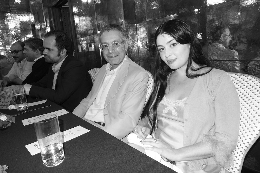 Jeffrey Deitch & Ariana Papademetropoulos