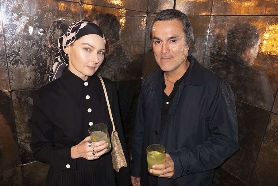 Sissy Sainte-Marie & Eddie Chacon