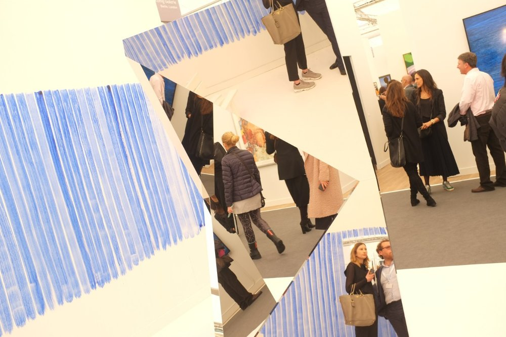 Jeppe Hein at Konig Gallery