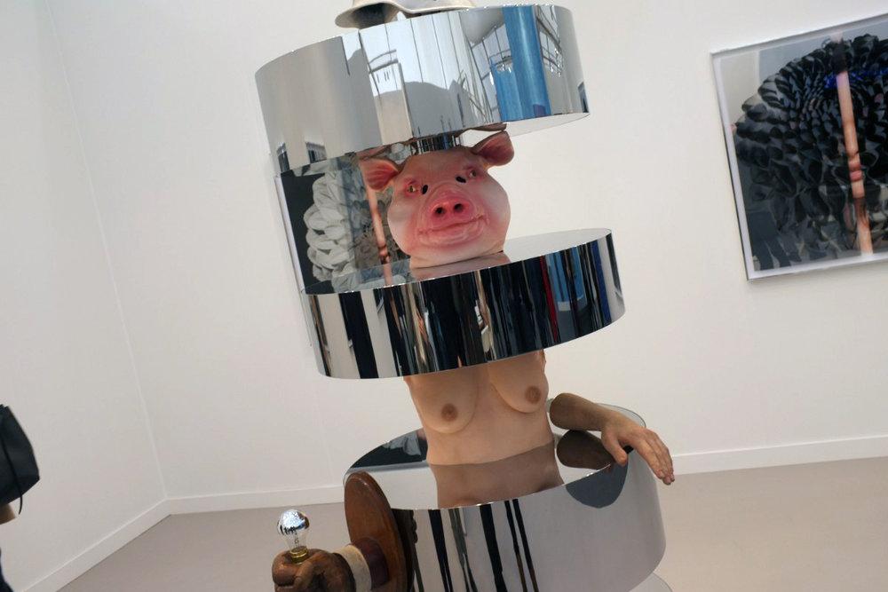Kathryn Andrews at David Kordansky Gallery