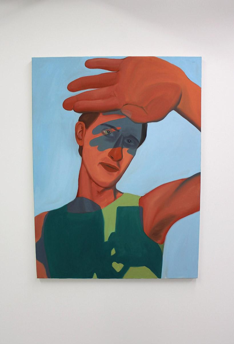 "Anja Salonen ""Shadow Figure 1"" 2017"