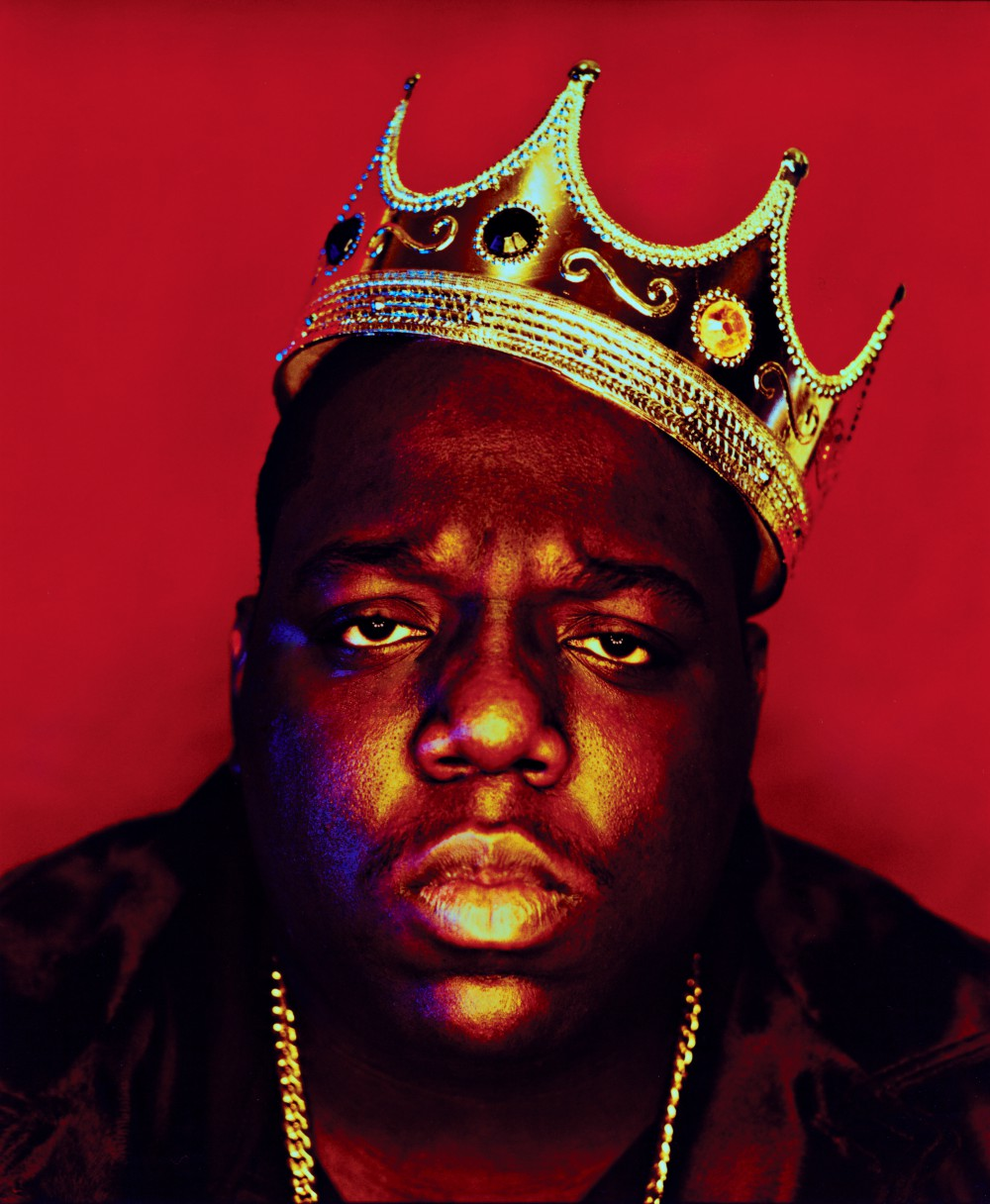 4. Biggie Smalls, King of New York (1997). Photo by Barron Claiborne..jpg